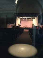 Sneak peek at the Concert Hall