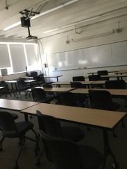 Classroom on the Engineering Building